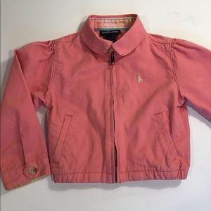 Lauren Ralph Lauren Girls 4T Jacket
